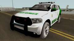 Dodge Durango San Andreas Park Ranger 2011