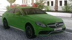 Mercedes-Benz CLS63 sAMG 2014 para GTA San Andreas