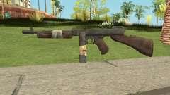 Bad Company 2 Vietnam Thompson M1928 para GTA San Andreas