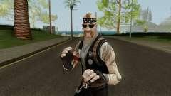 Fortnite Biker Skin - Backbone para GTA San Andreas