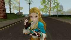 Zelda Hyrule Warriors (BOTW) para GTA San Andreas