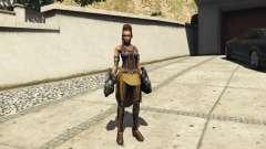 Shuri (Black Panther) para GTA 5
