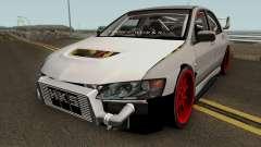 Mitsubishi Evo (DRIFT TUNING) para GTA San Andreas