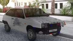 VAZ 2108 Vagabundo Batido para GTA San Andreas