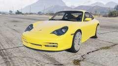 Porsche 911 GT3 (996) 2003 v1.0.1 para GTA 5