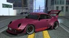 Porsche 993 RWB ROTANA Sport para GTA San Andreas