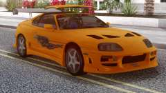 1994 Toyota Supra MK IV Fast Furious para GTA San Andreas