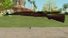 COD-WW2 - M1 Garand para GTA San Andreas