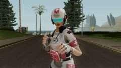 Fortnite Field Surgeon Female para GTA San Andreas