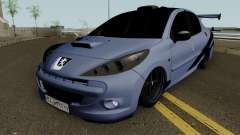 Peugeot 207 Sandogdar - Full Sport Iran para GTA San Andreas