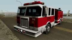 FireTruck IVF para GTA San Andreas