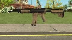 Battle Carnival M4A1 para GTA San Andreas