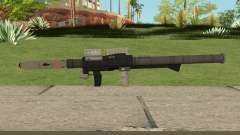 New Rocket Launcher HQ