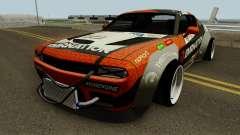 Dodge Challenger Widebody para GTA San Andreas