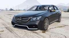 Mercedes-Benz E 63 AMG (W212) Unmarked Police para GTA 5