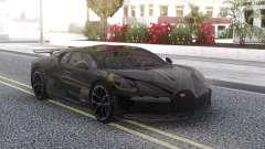 Bugatti Divo Black para GTA San Andreas