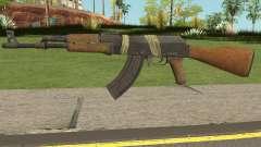 AK-47 Bad Company 2 Vietnam para GTA San Andreas