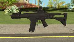 Battle Carnival G36C para GTA San Andreas