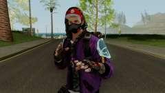 Metro Conflict: The Origin - Juan Fernando Lopez para GTA San Andreas