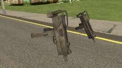 MAC-10 Bad Company 2 Vietnam para GTA San Andreas