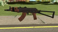 Battle Carnival AKS-74 para GTA San Andreas