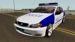 Nissan Maxima Police