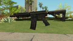New Assault Rifle HQ para GTA San Andreas
