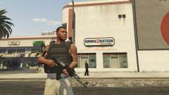 Not Useless Body Armor 1.2 para GTA 5