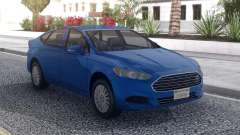 Ford Fusion 2016 Low para GTA San Andreas