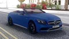 Mercedes-Benz S63 C217 para GTA San Andreas