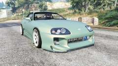 Toyota Supra Turbo (JZA80) [add-on] para GTA 5