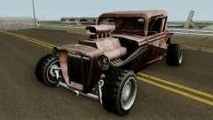 Rusty Hotknife para GTA San Andreas