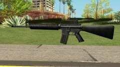 Cry of Fear M16 para GTA San Andreas