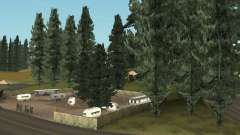 Vegetation From GTA 3 para GTA San Andreas