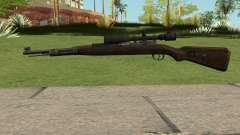 Mafia II K98K With Scope para GTA San Andreas