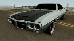 Pontiac Firebird MM 1969 para GTA San Andreas