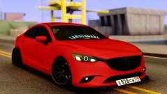 Mazda 6 Red Sport para GTA San Andreas