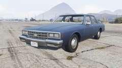Chevrolet Impala 1980 para GTA 5