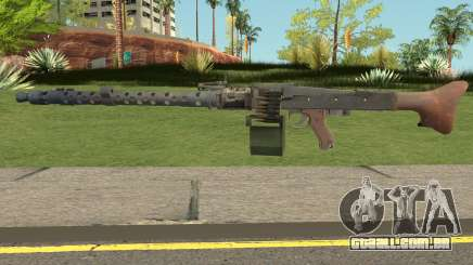 MG-34 Bad Company 2 Vietnam para GTA San Andreas