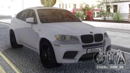 BMW X6M Hamann Edition para GTA San Andreas