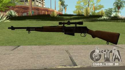 COD-WW2 - Karabin Sniper para GTA San Andreas