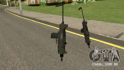 New MP7 HQ para GTA San Andreas