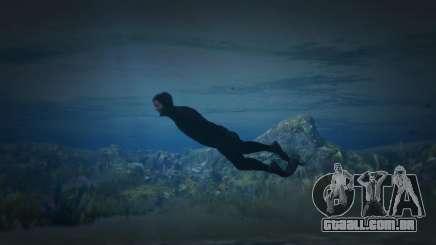 Diving Motion 1.4 para GTA 5