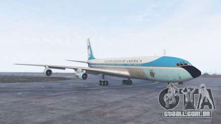Boeing 707-300 Air Force One para GTA 5
