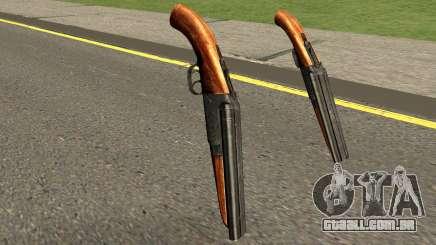 New Sawed-Off Shotgun HQ para GTA San Andreas