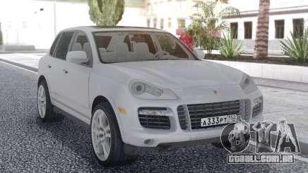 Porsche Cayenne 2008 Stock para GTA San Andreas