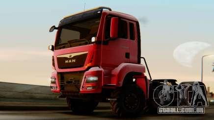 MAN TGS 18.480 4x4 LPcars para GTA San Andreas