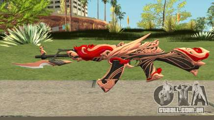 AKM Altair - ROS para GTA San Andreas