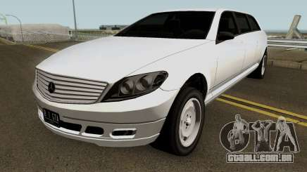 Mercedes Benz E-Class W212 Limousine 2012 v1.2 para GTA San Andreas
