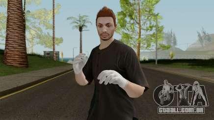 GTA Online Skin Random 4 para GTA San Andreas